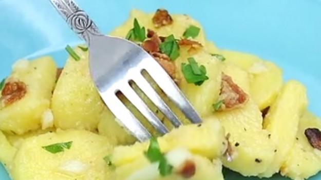 Sprawdz Jak Zrobic Kartoffelsalat Tradycyjna Niemiecka Salatke