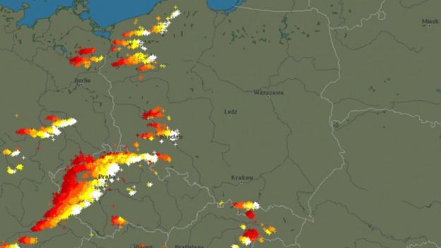 Sprawdz Kiedy Przyjdzie Burza Ta Mapa Pokaze Ci Gdzie Dokladnie