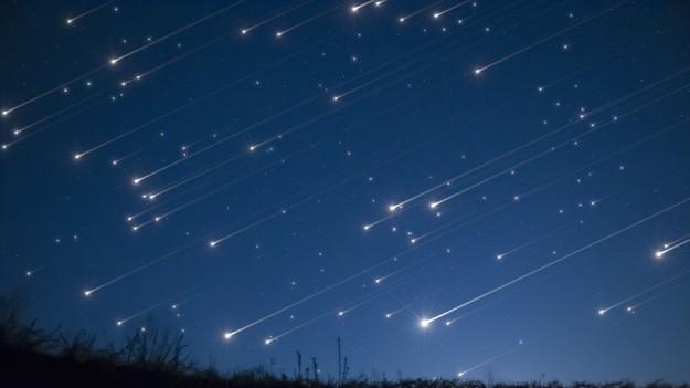Spadające gwiazdy 2021. Gdzie i kiedy oglądać czerwcowe ...