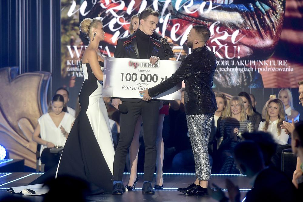 Misza Czumaczenko - z polskiego Top Model do