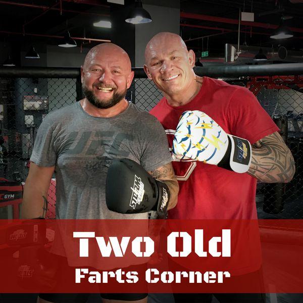 Two Old Farts Corner