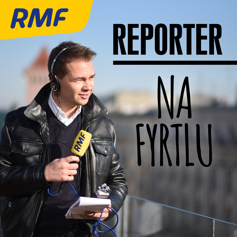 Reporter na fyrtlu